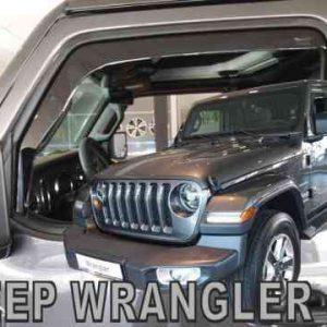 Deflettori aria – Jeep Wrangler JL 3 porte