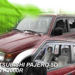 Deflettori aria – Mitsubishi Pajero V20 5 porte