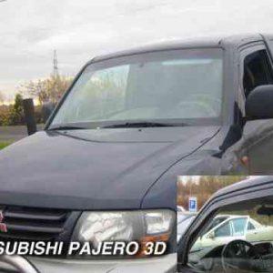 Deflettori aria – Mitsubishi Pajero V60 3 porte