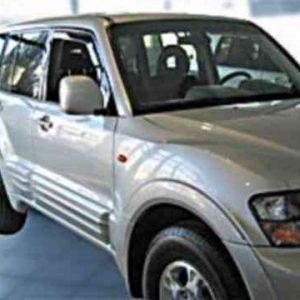 Deflettori aria – Mitsubishi Pajero V60 5 porte
