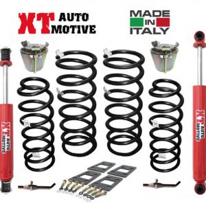 "Kit rialzo + 6 cm ""Extreme kit"" – Nissan Patrol GR Y61"