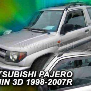 Deflettori aria – Mitsubishi Pajero pinin 3 porte