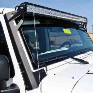 Staffa montaggio barra a Led – Jeep Wrangler JK