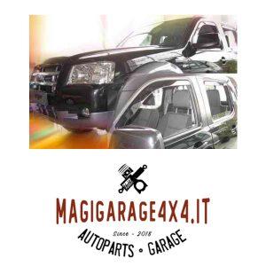 Deflettori aria – Ford Ranger 4 porte