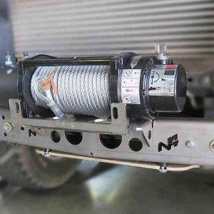 Kit montaggio verricello – Ford ranger