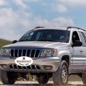 Kit rialzo + 4 cm Rancho 5000 – Jeep Grand Cherokee WJ/WG