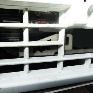 Kit montaggio verricello – Mitsubishi Pajero