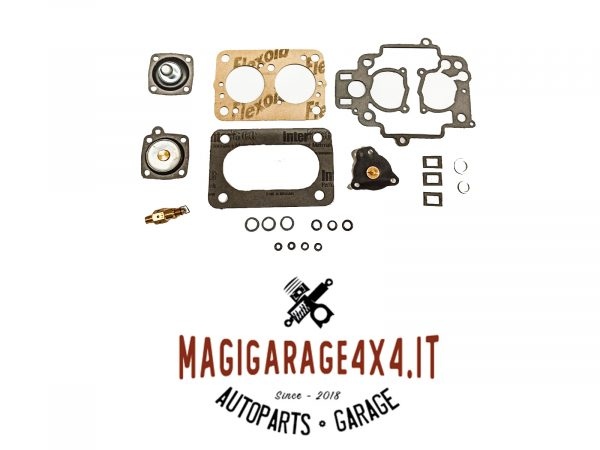 Kit revisione carburatore Weber 32-34 TLDE