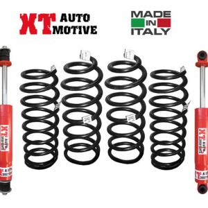 Kit rialzo + 10 cm XT Automotive 'Pro Version' – Toyota LJ 70/73