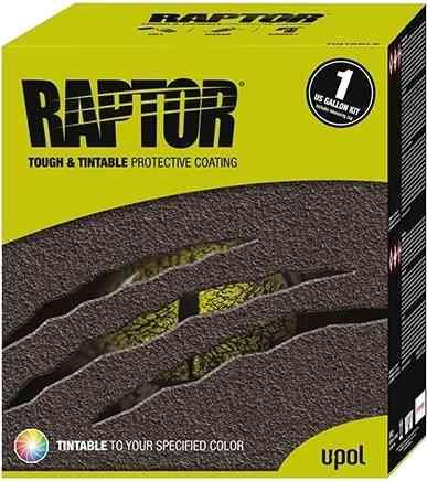 Kit 4L vernice protettiva – Upol Raptor