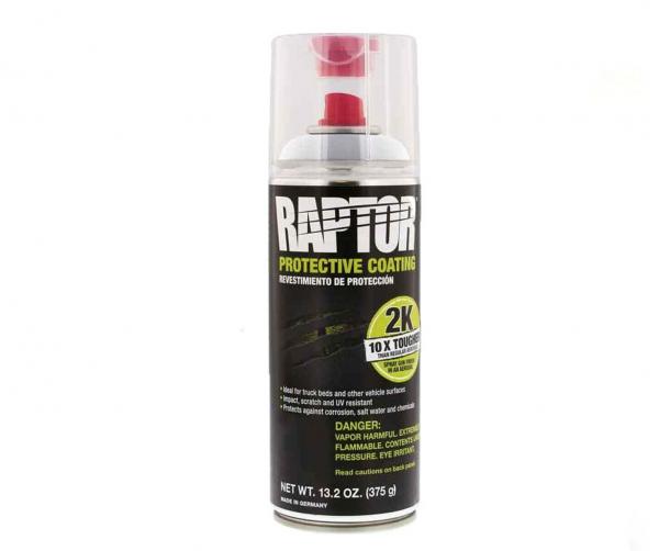 Vernice spray NERA 2K 400ml – Upol Raptor