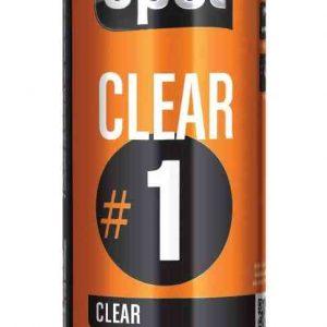 Rivestimento trasparente CLEAR #1 – Upol Raptor