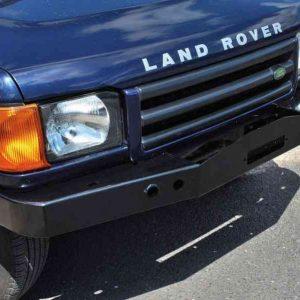 Paraurti uso gravoso con portaverricello BRITPART – Land Rover Discovery I