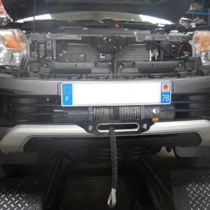 Kit montaggio verricello – Mitsubishi L200