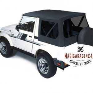 Cappottina / Soft Top vetri scuri – Suzuki Samurai / Sj